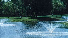 Fountains on Golf Course