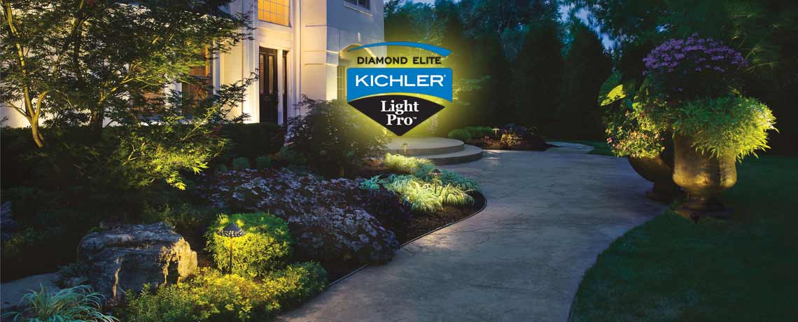 Outdoor Lighting | Kichler Diamond Elite Pro