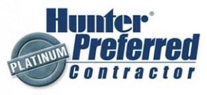 Hunter Preferred Contractor